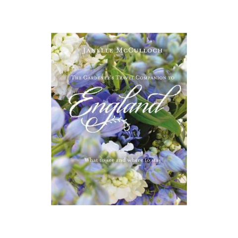 Gardeners Travel Companion To England
