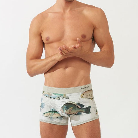 Stonemen Boxer Brief | Fish
