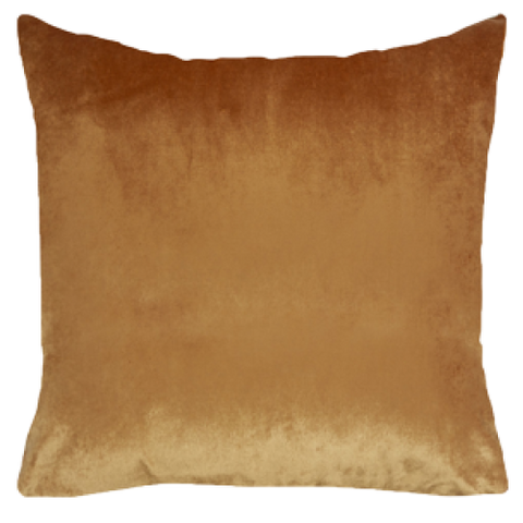 Berlingot  Cushion Cover | Caramel | 56 x 56cm
