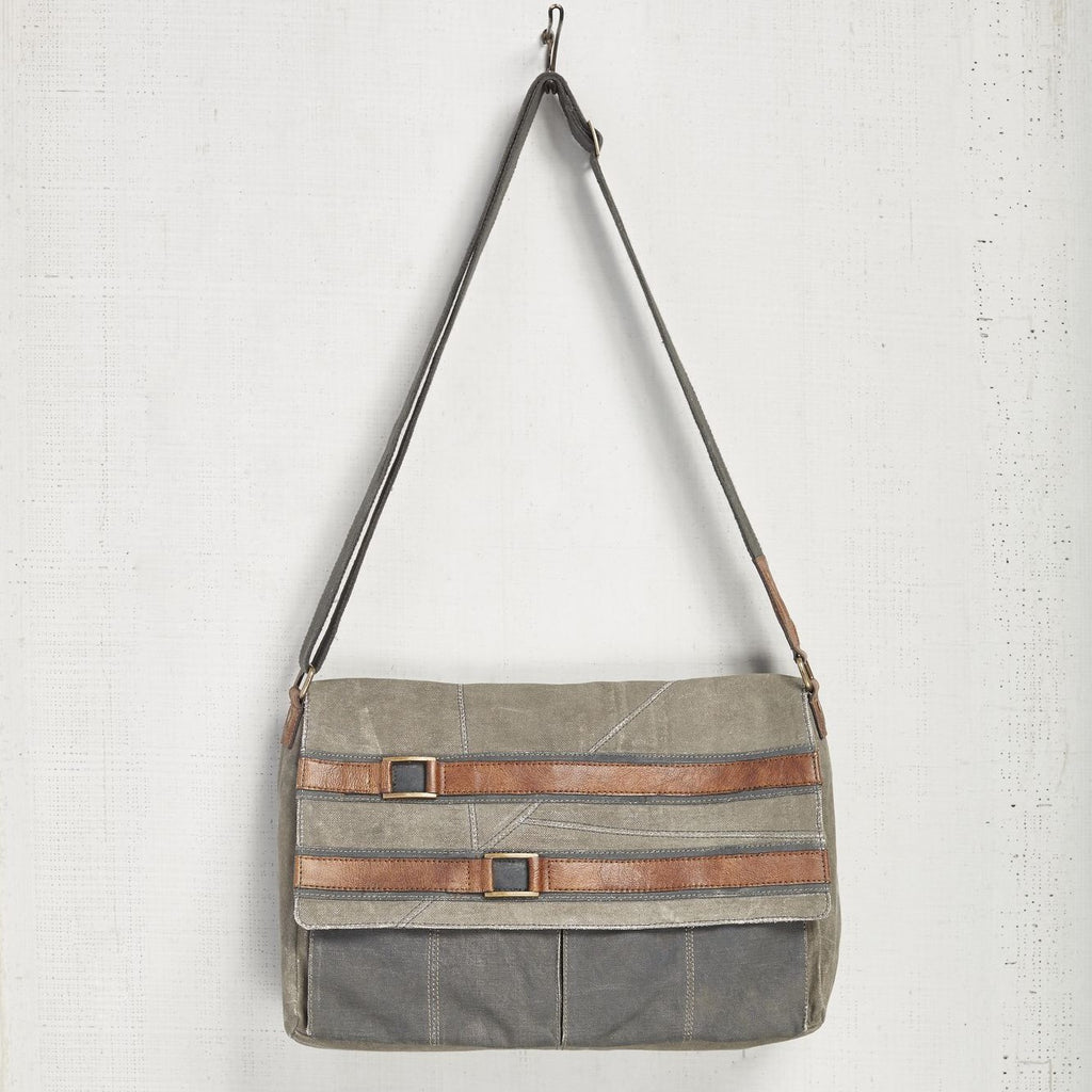 Parker Messenger Bag