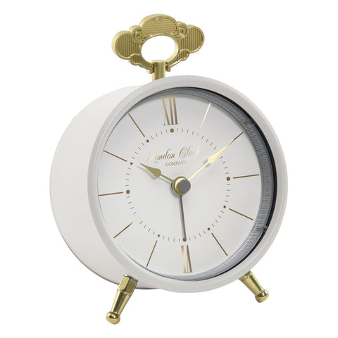 Tilly Alarm Clock | Cream