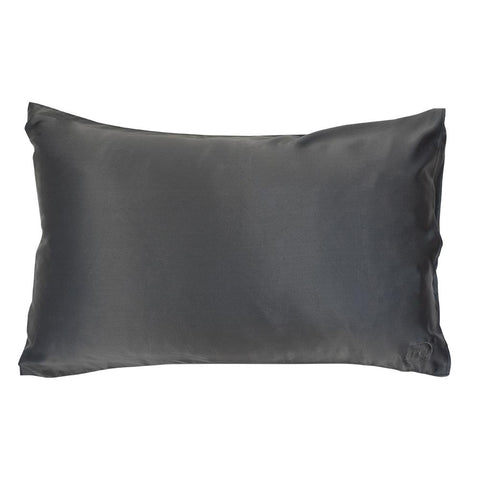 Silk Pillowcase | Charcoal