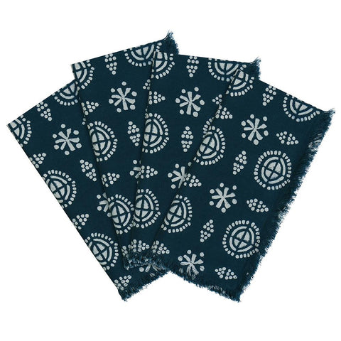 Amreli Ocean Napkins | Set of 4