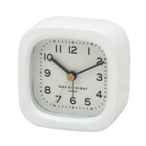 Harry White Alarm Clock