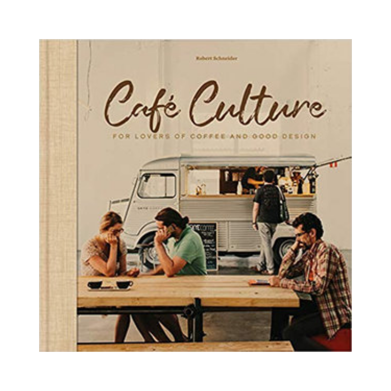 Café Culture | For Lovers of Coffee & Good Design