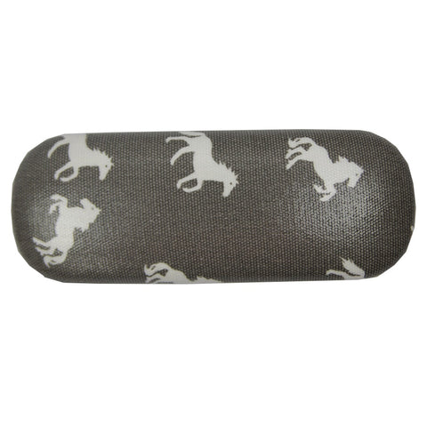 Glasses Case | Grey Horse