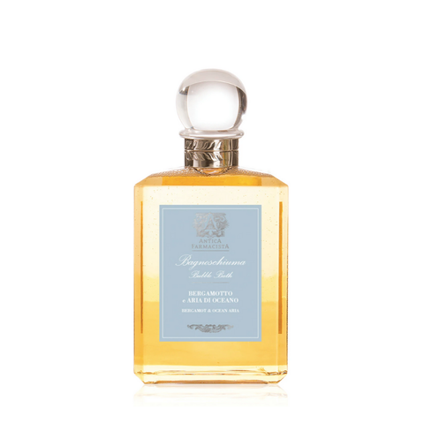 Antica Farmacista Bubble Bath | Bergamot & Ocean Aria