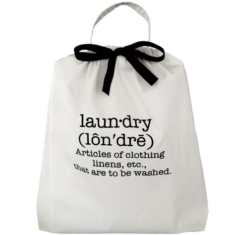 Phonetic Laundry Bag | Travel Size