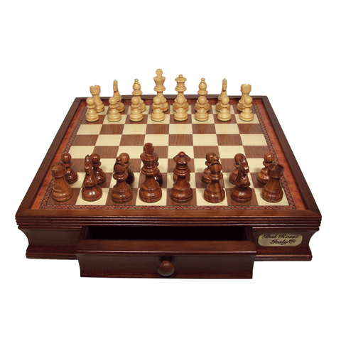 "Dal Rossi 16"" Chess Set 