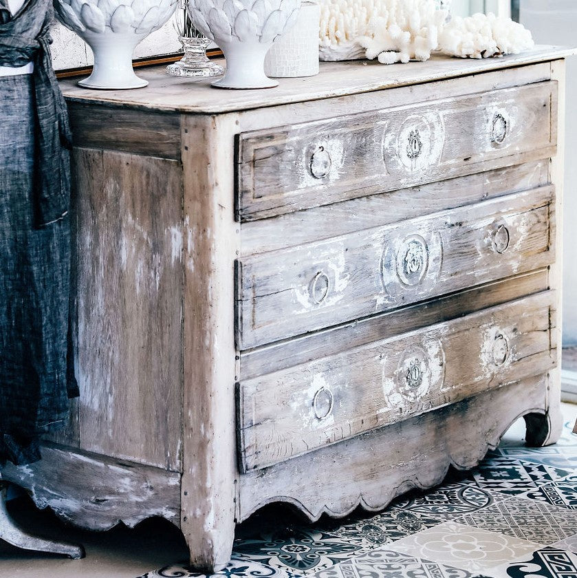 French Antique Chest of Drawers | Original Patina