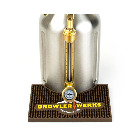 GrowlerWerks uKeg 64 Bar Mat