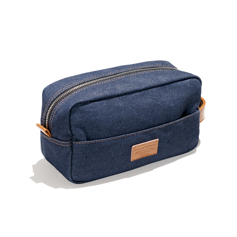 Solid State Cologne | Dopp Toiletry Bag