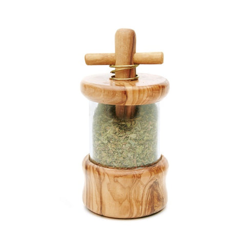 Mixed Herb or Salt Mill | Berard France