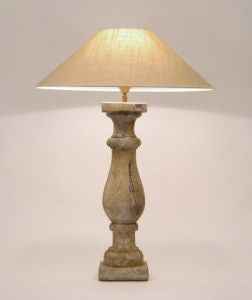 Lamp - table - Dicora - old white