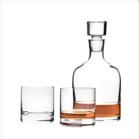 Ambrogio 3pc Whisky Set