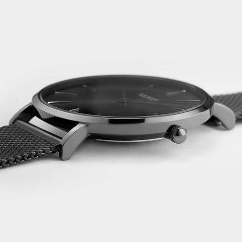 Cluse La Boheme Watch | Mesh Dark Grey