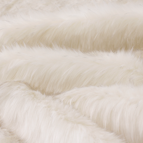Heirloom Faux Fur Throw | Norwegian Fox