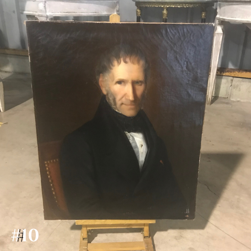 Original French Portrait #10