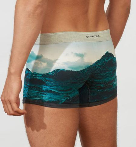 Stonemen Boxer Brief | Ocean
