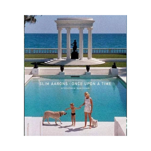 Slim Aarons; Once upon a Time