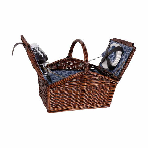 Torquay Picnic Basket | 4 Person