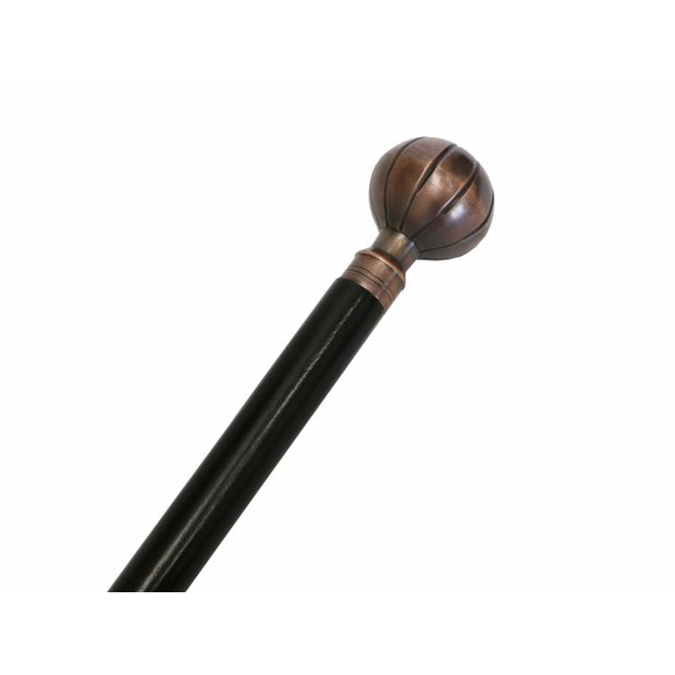 Walking Stick | Copper Ball