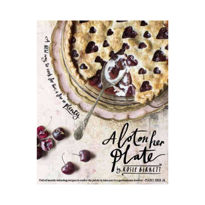 A Lot On Her Plate | Hardcover