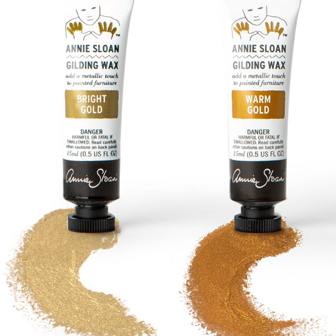 Wax - Gilding - warm gold UK