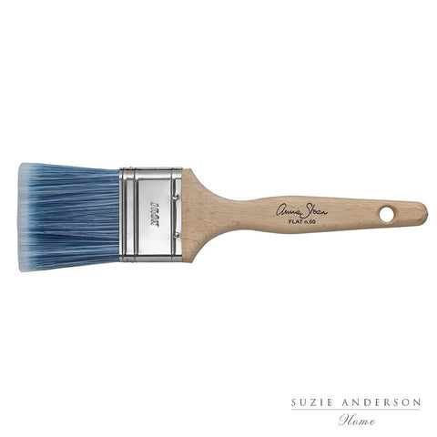 Brush Flat - large no.60