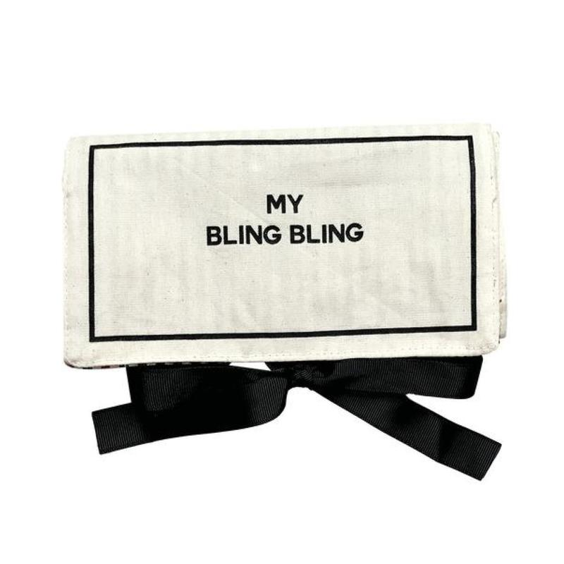 My Bling Bling Jewellery Case | White
