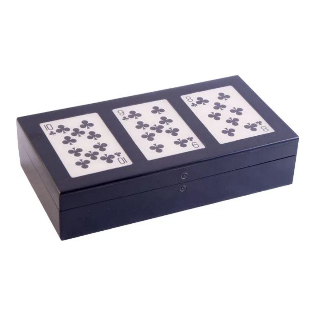 Card Box | 3 Deck of Cards