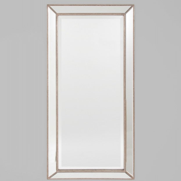 Edify Antique Silver Mirror | 85x180cm