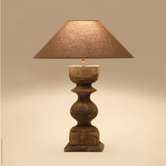 Resana Lamp | Grey Black