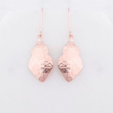 Charm Earrings | Rose Gold