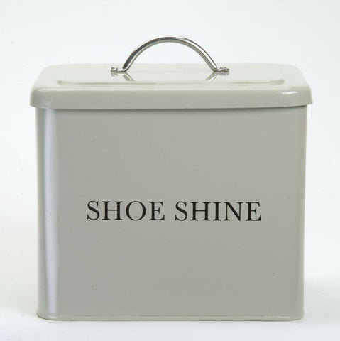 Shoe Shine Box | Chaulk