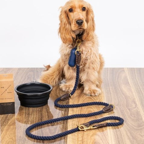 Multi Function Lead Rope | Navy