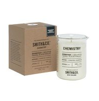 Chemistry Beaker Candle | Geranium Fennel Blackcurrant | 260g NA