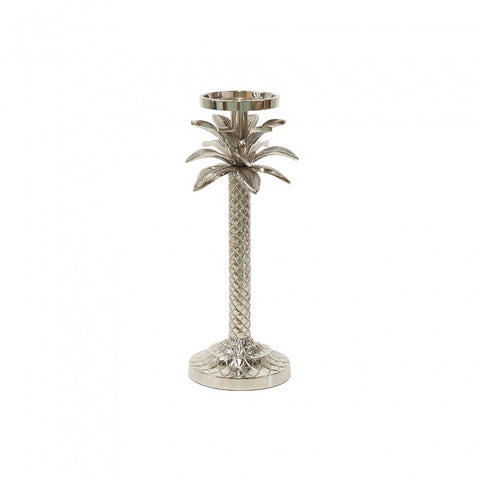 Raffles Palm Candlestick | Small