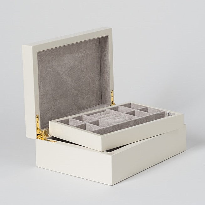 Jewellery Box | Ecru | Medium