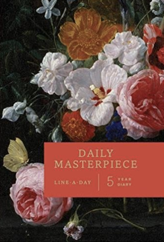 Daily Masterpiece | 5 Year Diary