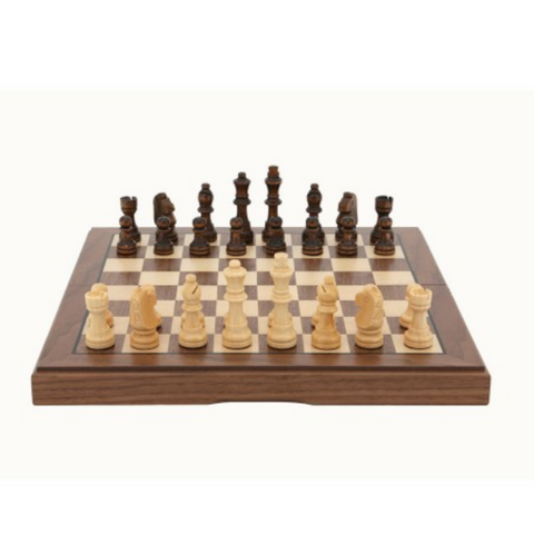 Dal Rossi Chess Folding Set | Made in Italy