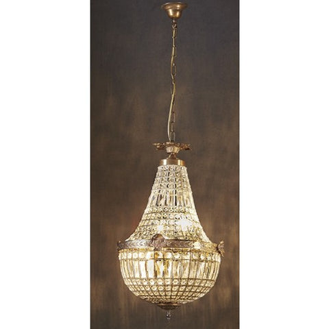 Chandelier - Empire style ND