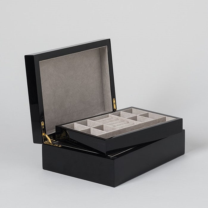 Jewellery Box | Black | Medium