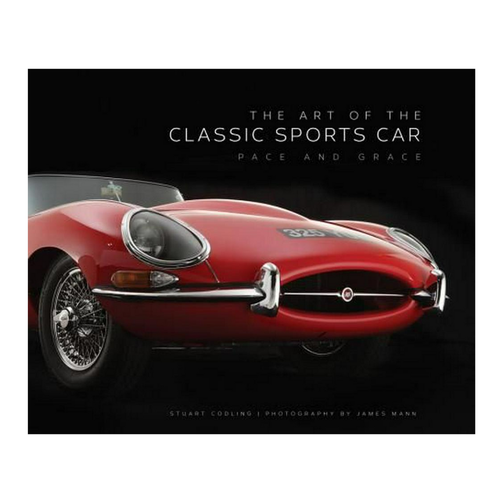 The Art of The Classic Sports Car | Hardcover