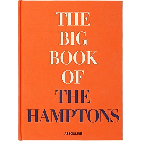 Big Book of The Hamptons | Harcover