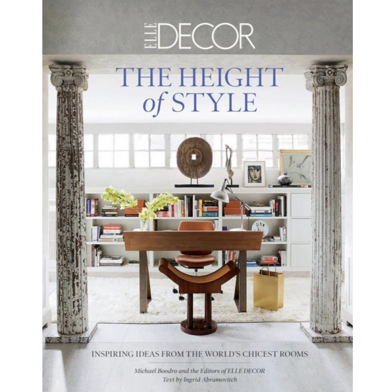 Elle Decor | The Height of Style