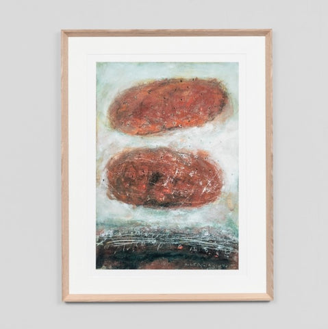 'Untitled'  Framed Print