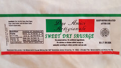 Sweet Dry Sausage - Small Box