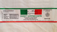 Sweet Soppressata - Small Box