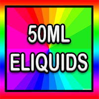 50ml Short fill E-Liquids